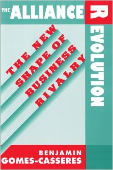 BOOK: The Alliance Revolution — The New Shape of Business Rivalry
