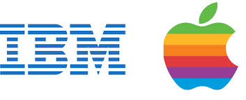 From Rivals to Partners — IBM and Apple