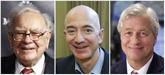 The Amazon-Morgan-Berkshire Partnership Balloon