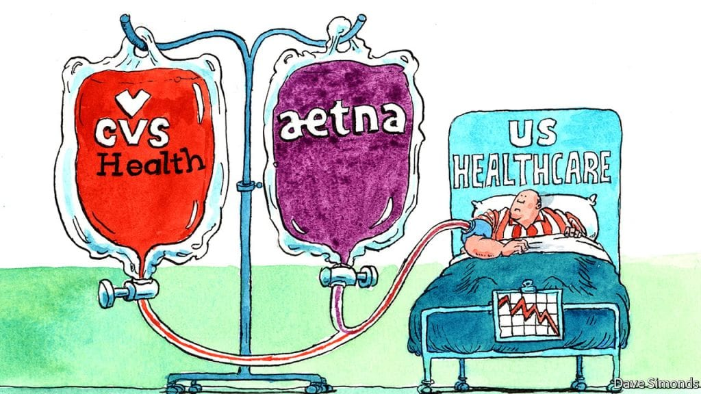 The CVS-Aetna Merger Hinges on One Question: What Do Consumers Get Out of It?