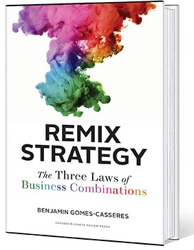 BOOK: Remix Strategy — The Three Laws of Business Combinations