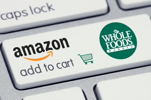 What Does Whole Foods Get from Amazon? Alexa, for Starters
